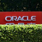 Oracle down after-hours following earnings