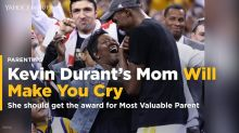 Kevin Durant's Mom Will Make You Cry