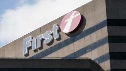 FirstGroup issue viability warning