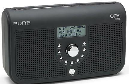 Pure debuts ONE Elite DAB / FM radio