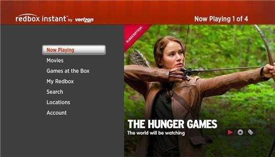 Redbox Instant channel launches for Roku players