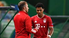 Gnabry closing in on being world class, says Bayern boss Flick