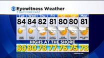 Katie's Tuesday Morning Forecast: August 19, 2014