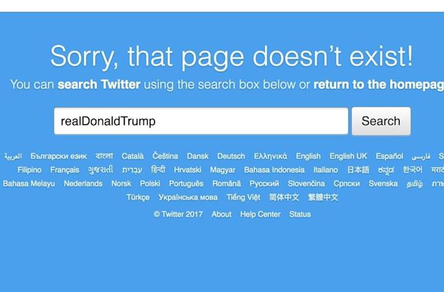 Twitter: An employee on their last day disabled Trump's account (updated)