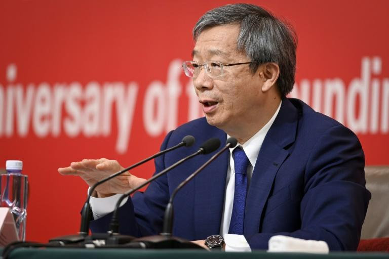 Yi Gang, President of the People's Bank of China, has said China's own digital currency would be associated with electronic payment systems, such as the popular WeChat and AliPay phone apps