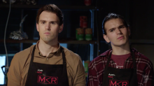 Manu reveals why he really lashed out at MKR's Josh and Austin