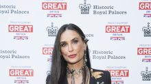 Demi Moore blames ex-husband Bruce Willis for controversial bathroom furnishings