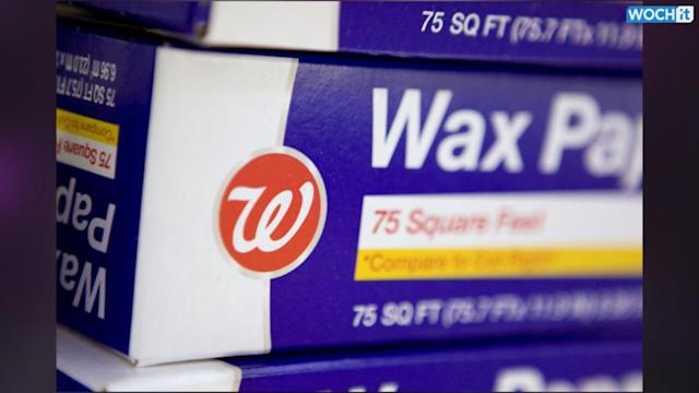 Walgreen, Rite Aid Post Higher Sales