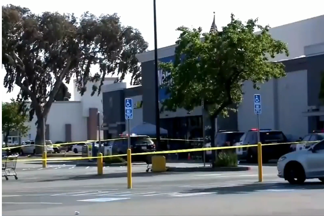 Officer charged in fatal shooting of Black man at San Francisco Walmart