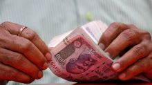 Rupee hits three-month high, bond yields at six-month low