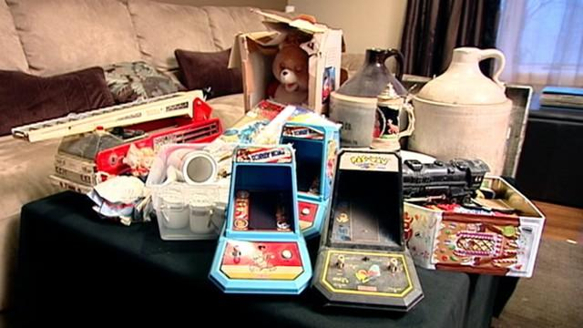 Couple Finds Hidden Treasures in Their Home
