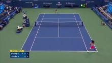 US Open - La Brady cede al 3° set, Osaka in finale