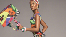 Versace's Spring 2018 Campaign Is Stacked With a Supermodel Lineup