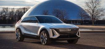 GM busca humanizar la movilidad con el Cadillac Lyriq