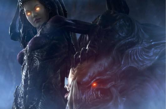 StarCraft 2: Heart of the Swarm infects 1.1 million in 48 hours