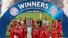 Bayern Munich win Champions League after beating PSG in final