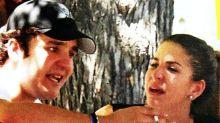 Froilán y su ex Mar Torres-Fontes, discutiendo a gritos en plena calle