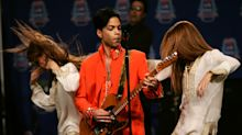 Wait, Prince's favorite color was orange?