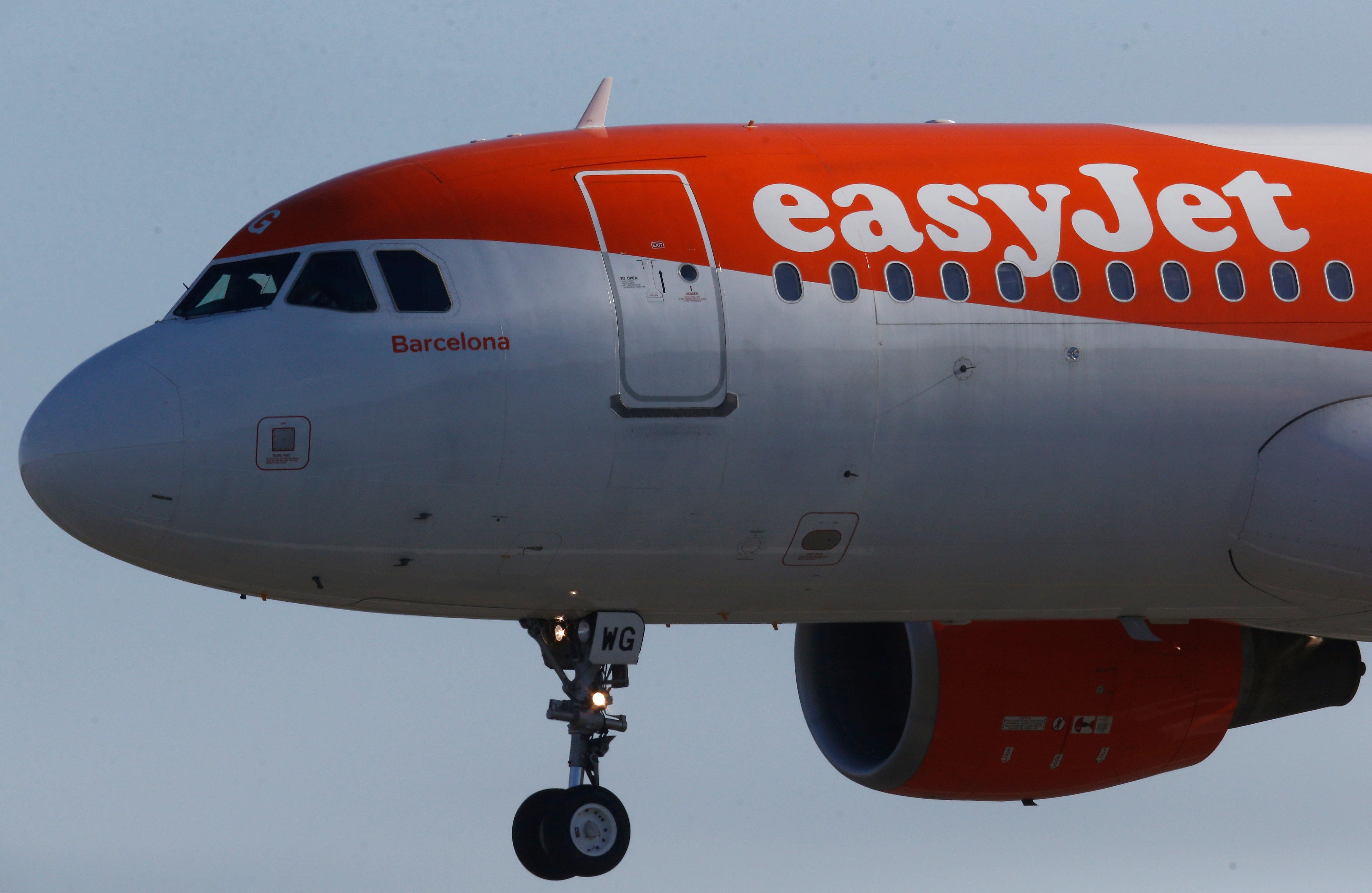 Plane strikes at rivals boost demand at Easyjet