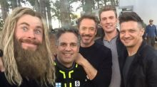 The 'Avengers: Endgame' Crew Went Bonkers Posting Behind-The-Scene Videos And Pics