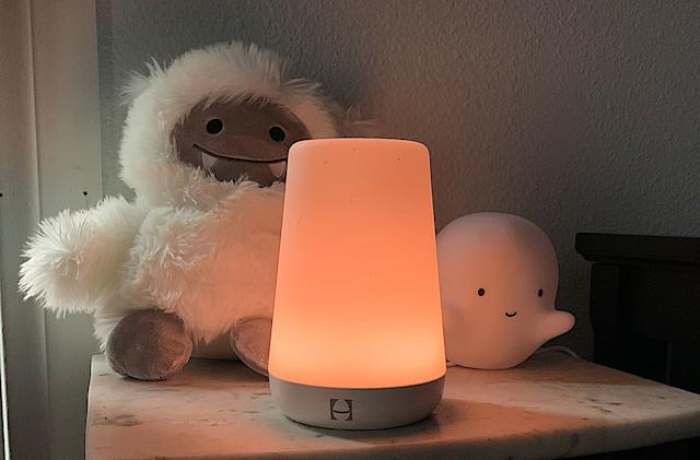 Hatch Rest is the perfect all-in-one night light for my kids