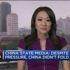 US-China trade talks advance