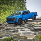 It's Tremor time: 2020 Ford F-Series Super Duty adds Tremor Off-Road package