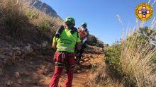 Turista ha malore in riserva Zingaro, salvata da Soccorso Alpino