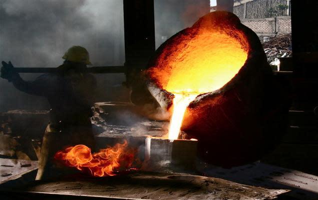 U.S. Raw Steel Output Ticks Down, Capacity Remains Below 80%