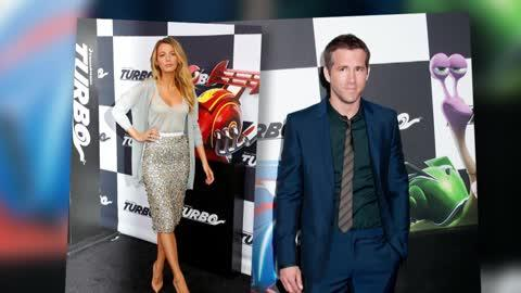Blake Lively Wows as She Supports Husband Ryan Reynolds at Turbo Premiere