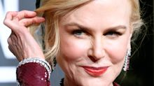 Nicole Kidman lució muy guapa en los Golden Globe, pero todos están hablando de su rostro; ¿qué le pasó?