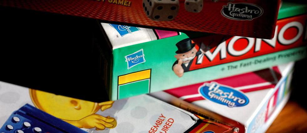 Jouets: Hasbro face à des soucis d'approvisionnement, menace sur Noël?