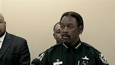 Sheriff: Fewer Crimes In Pine Hills