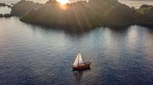 Onboard Bali's REVĪVŌ Wellness Resorts luxury cruise with the price tag of USD$72k for two