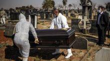 Plus de 500 000 cas de Covid-19 recensés en Afrique du Sud