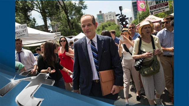 Eliot Spitzer Breaking News: Records Show Spitzer Didn't Vote in 2012 Election