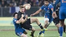 Rookie All Black Goodhue to face Wallabies