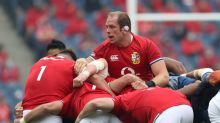 Rugby-Lions skipper says job is only one third completed