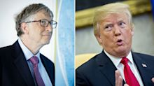 Bill Gates: 'It was scary how much Donald Trump knew about my daughter'