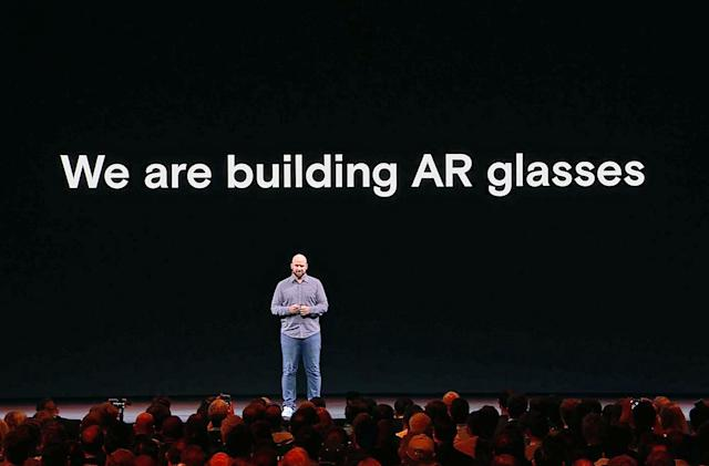 Facebook is mapping the planet to create a foundation for its AR glasses