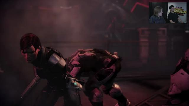 Now Playing - Mass Effect 3 Omega DLC