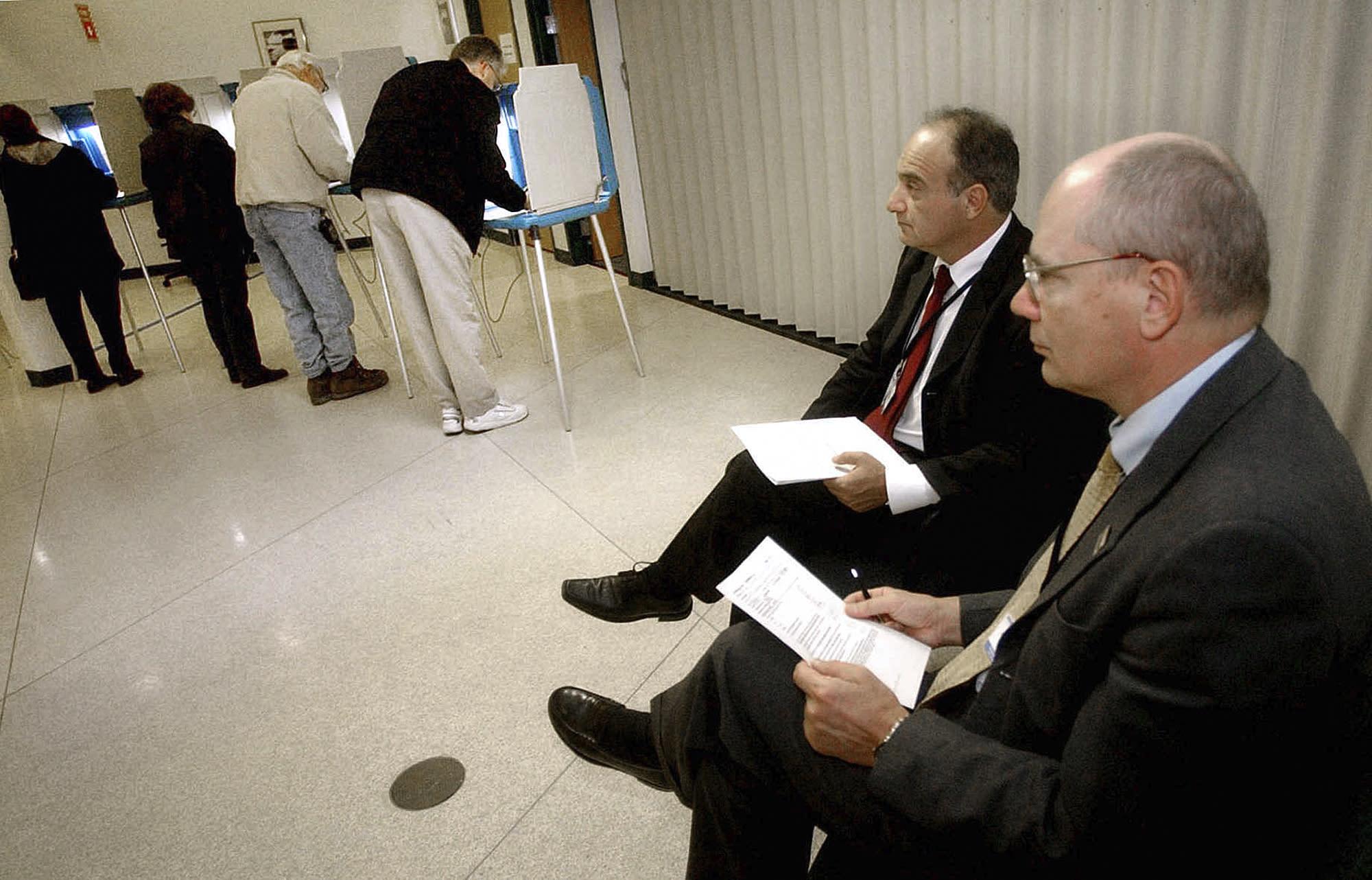 Coronavirus pandemic shrinks Europe's monitoring of US vote