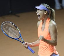 Eugenie Bouchard: Maria Sharapova is a cheater who should not be allowed to play tennis again