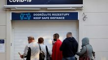 Czech Republic's daily jump in COVID-19 cases exceeds 2,000 for first time