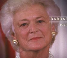 'Cross the Bushes Off Your Worry List.' George H.W. Bush Honors Barbara Bush, 'The Enforcer'