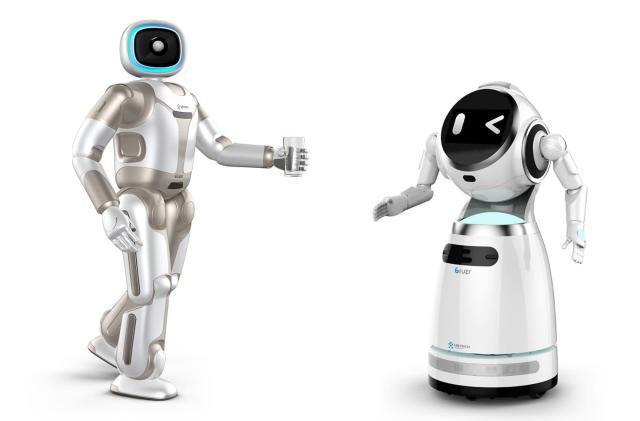 Ubtech's Walker robot now lends a helping hand at home