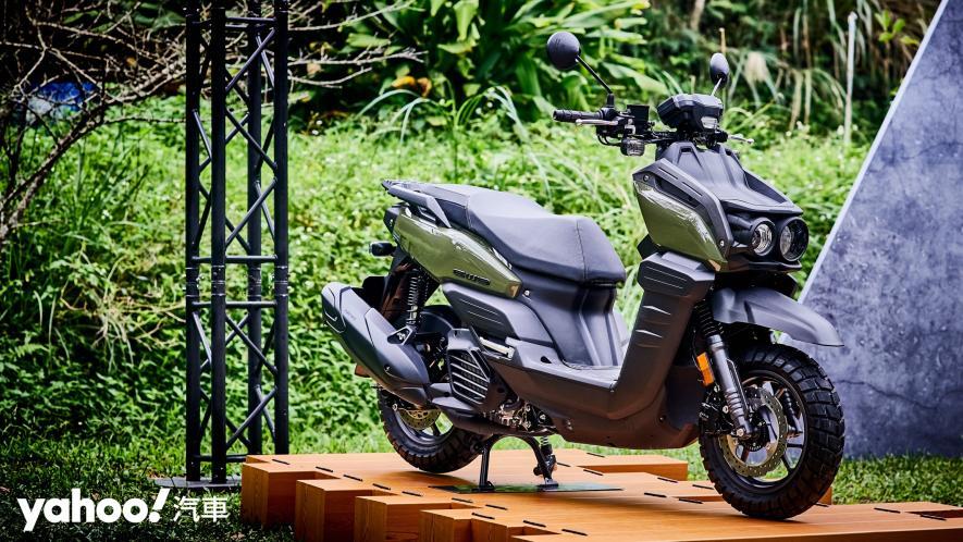 回歸狂野經典風格再現!2021 Yamaha全新BW'S 125正式發表! - 3
