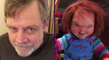 Mark Hamill anuncia que pondrá voz a Chucky en Muñeco diabólico