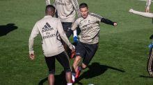 Hazard y Asensio regresan a una convocatoria sin Kroos