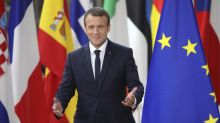 The Latest: Leaders discuss EU agencies now based in Britain